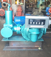 3 inches Oval Flow Meter